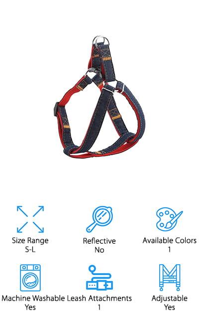URPOWER Dog Leash Harness
