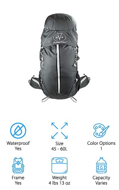 Outdoor Vitals Rhyolite Backpack