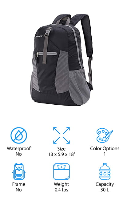 MIER Foldable Backpack