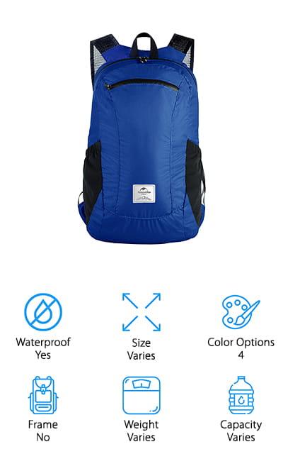 Topnaca Naturehike Hiking Backpack