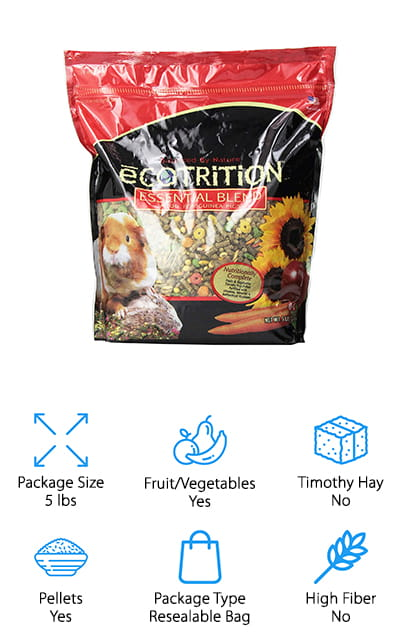 Ecotrition Essential Blend Food