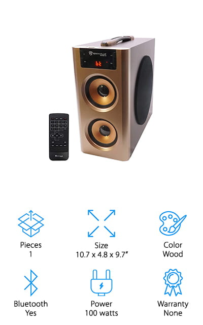 Rockville Home Theater Speaker System