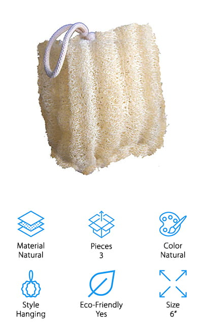 Crafts Of Egypt Loofah
