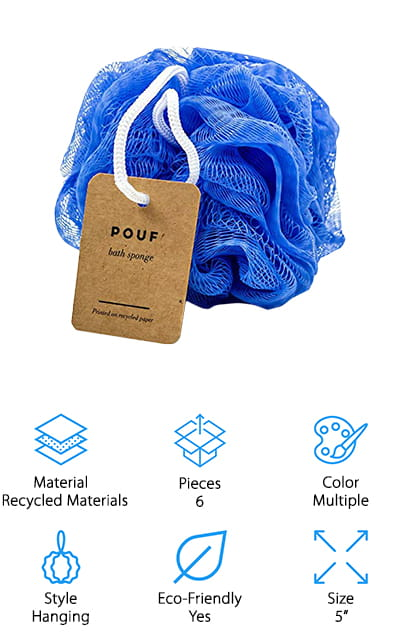 Impresa Products Loofah