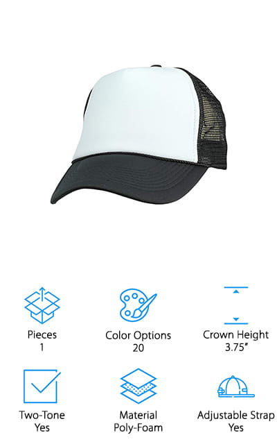 Best Blank Trucker Hats