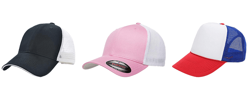 9dd0c0c39f937 Best Blank Trucker Hats