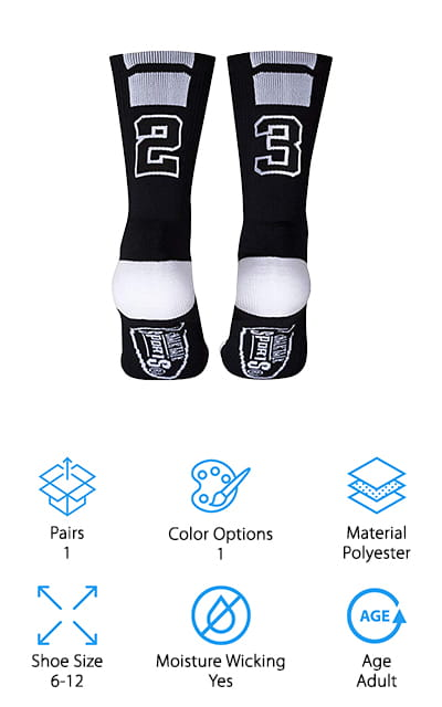 Best Basketball Socks