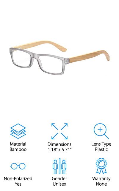 Kerecsen Reading Glasses