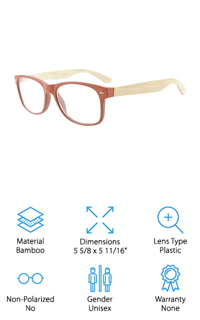 Best Wood Eyeglass Frames