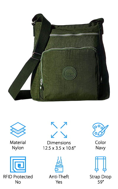 Oakarbo Crossbody Travel Bag