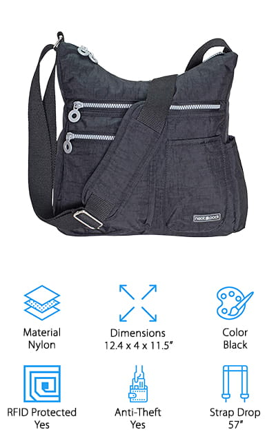 NeatPack Crossbody Bag