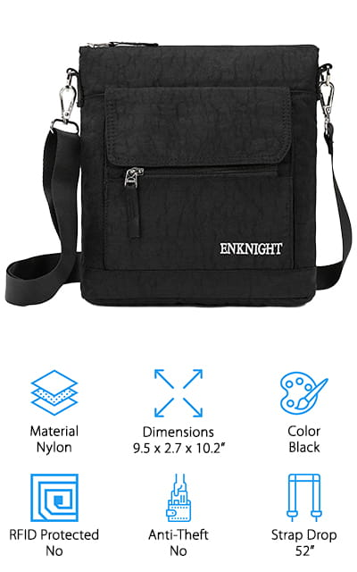 ENKNIGHT Crossbody Purse