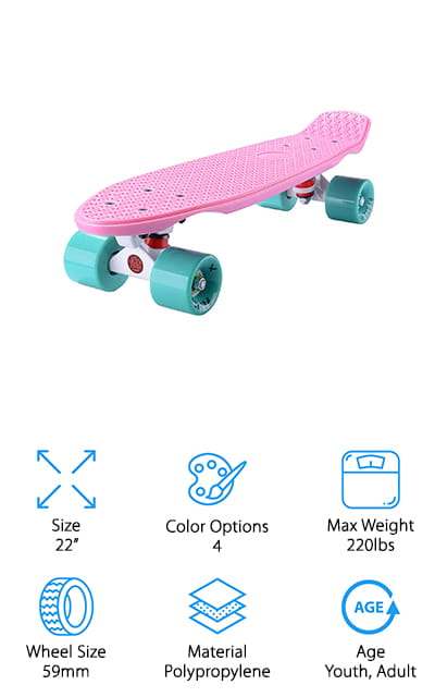 Playshion Beginner Skateboard