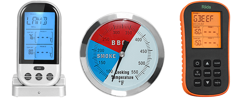 Best Smoker Thermometers