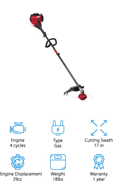 Troy-Bilt TB575 EC Trimmer