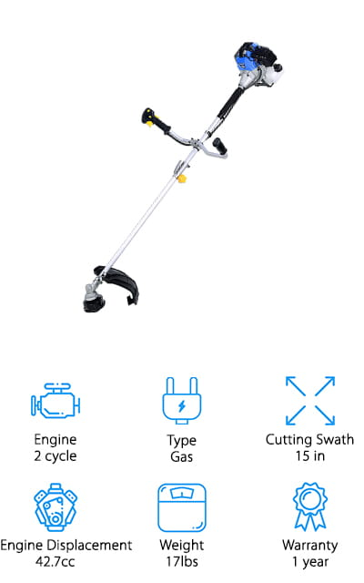 Blue Max Extreme Trimmer