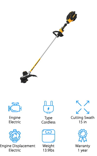 DEWALT DCST990H1 String Trimmer