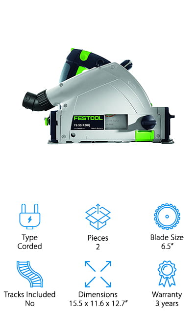 Festool Ts 55 Track Saw