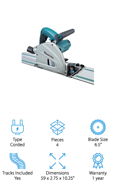 Makita Plunge Circular Saw