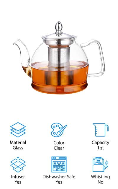 Hiware Tea Kettle