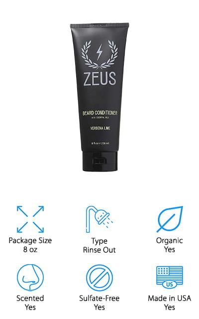 ZEUS Beard Conditioner