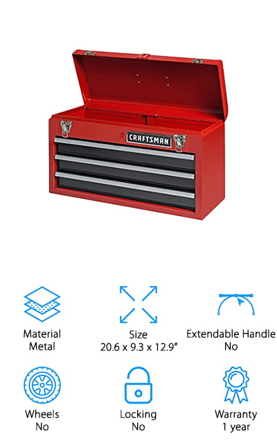 Craftsman Portable Tool Chest