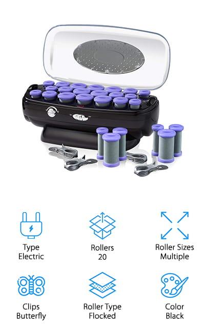 INFINITIPRO Instant Heat Rollers