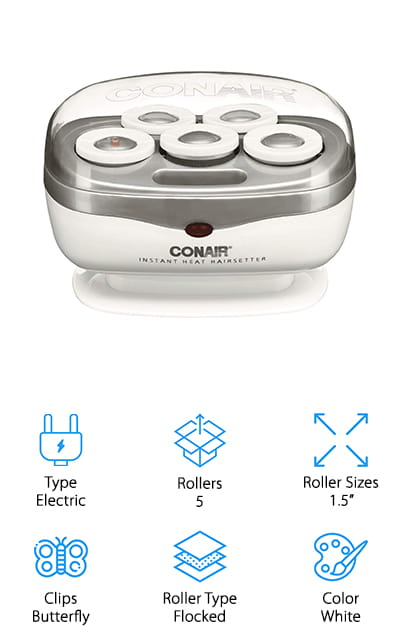Conair Instant Heat Hot Rollers