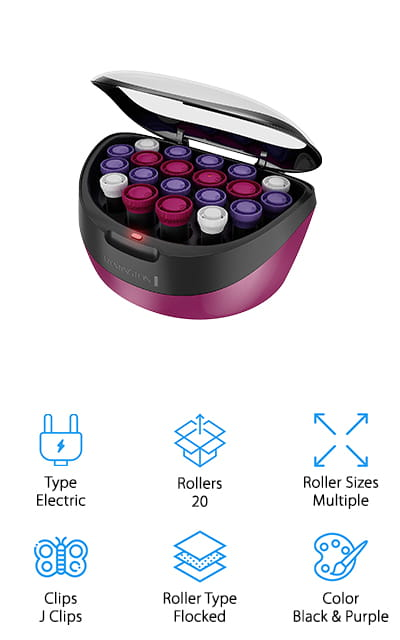 Remington Compact Ceramic Rollers