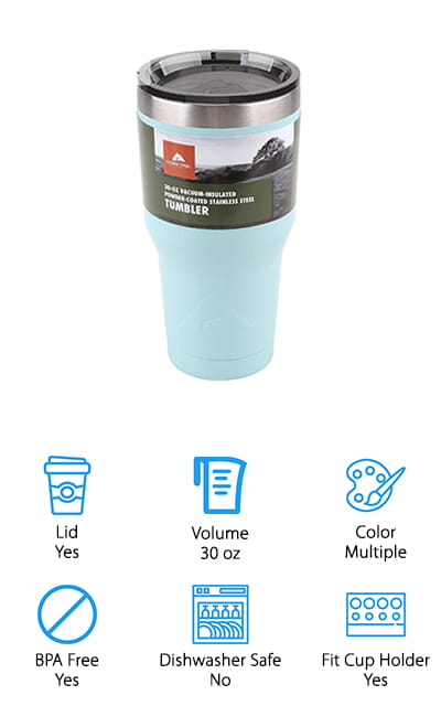 Ozark Trail Stainless Steel Tumbler