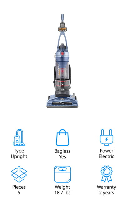 Hoover WindTunnel Rewind Vacuum