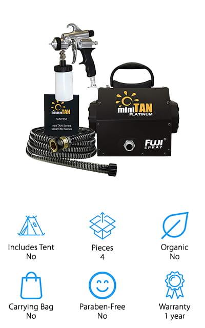 Fuji Mini Tan Model System