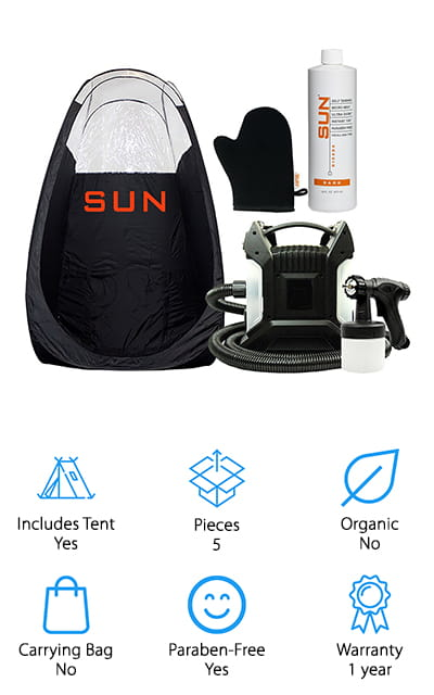Sun Laboratories Spray Tan Machine