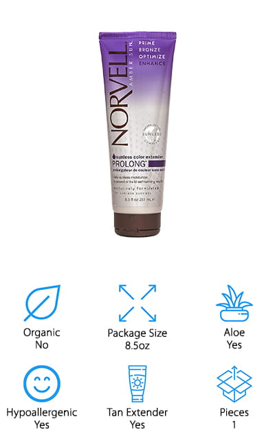 Norvell Prolong Tan Extender Lotion