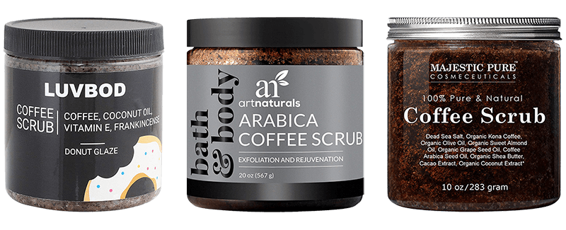 Best Coffee Face Scrubs