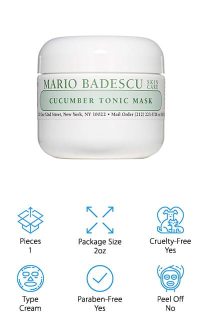 Mario Badescu Tonic Mask