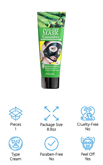 MEINANER Peel Off Mask