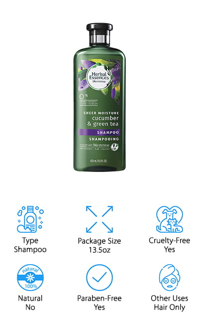 Herbal Essences Green Tea Shampoo