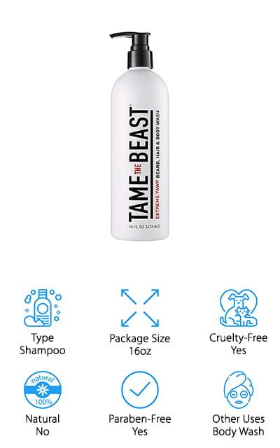 Tame the Beast Shampoo