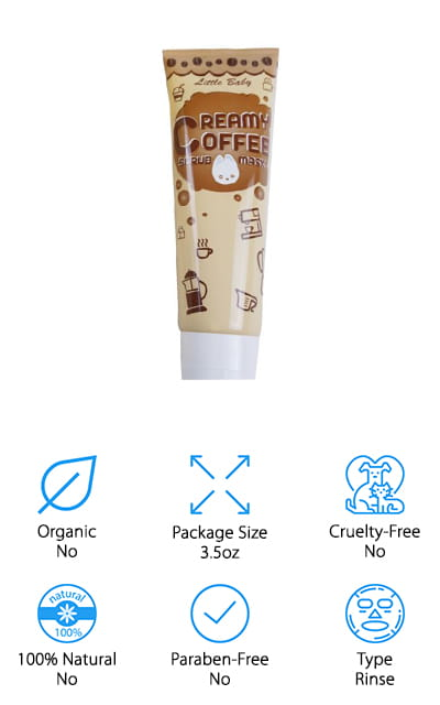 Little Baby Creamy Coffee Mask