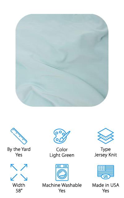 TELIO Bamboo Jersey Knit Fabric