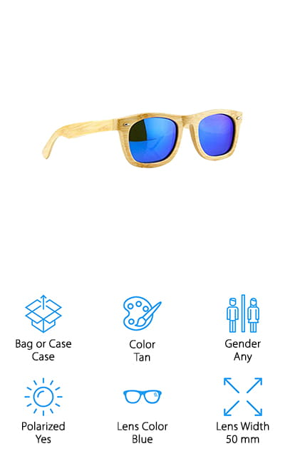 Best Bamboo Sunglasses