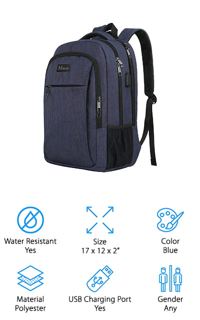 MATEIN Anti Theft Backpack