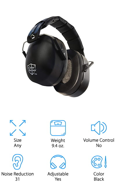 ClearArmor Hearing Protection