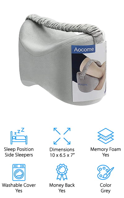 Aocome Knee Pillow