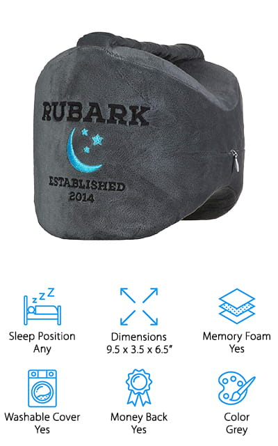 Rubark Contour Knee Pillow