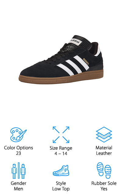 Adidas Skateboarding Busenitz Shoe