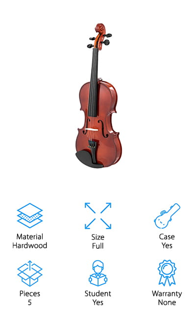 Sonart Solid Wood Violin