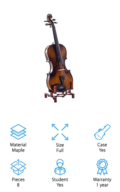 SKY Solid Wood Violin