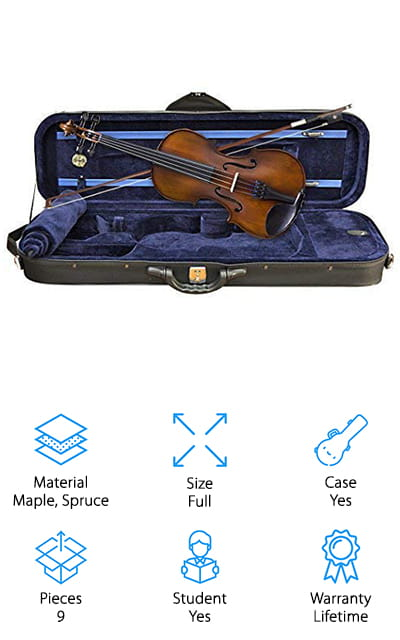 Kennedy Bunnel Student Violin